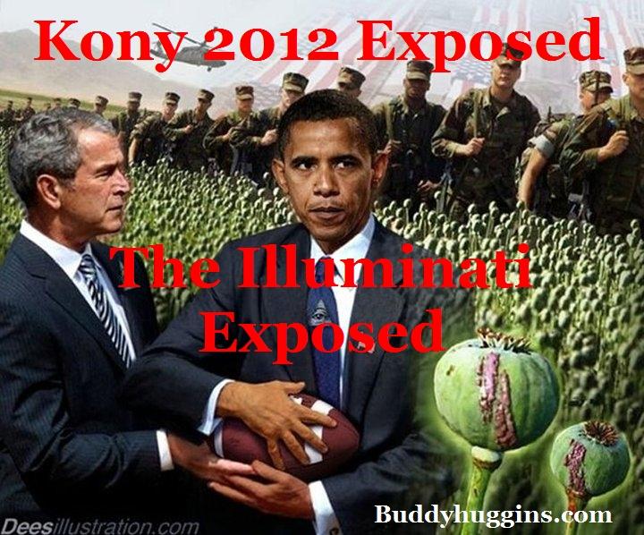 Obama Illuminati Exposed Kony 2012 exposed ( obama and