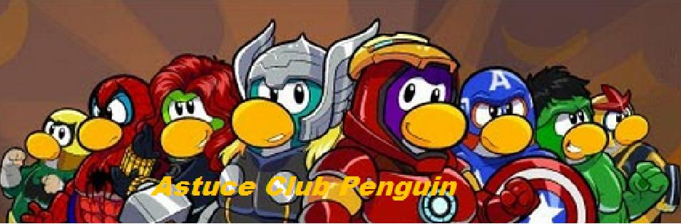 Astuce Club Penguin