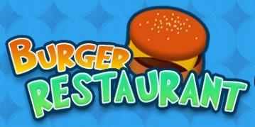 لعبة burger restaurant