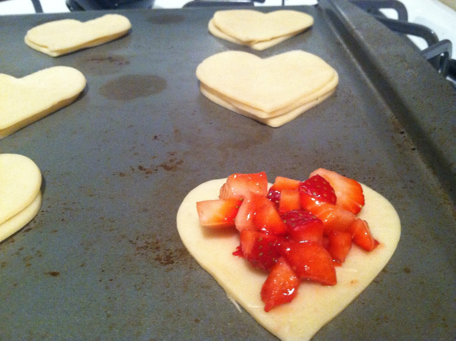 Pumpkins, Potions, and Pies: Strawberry Dark Chocolate ...