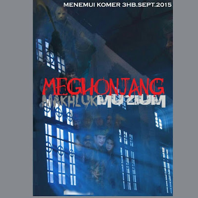 Menghonjang Makhluk Muzium  Usop Wilcha Full Movie