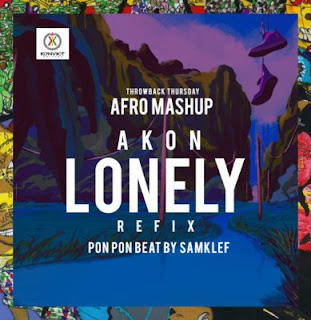 Samklef - Lonely (Akon's Lonely Refix)