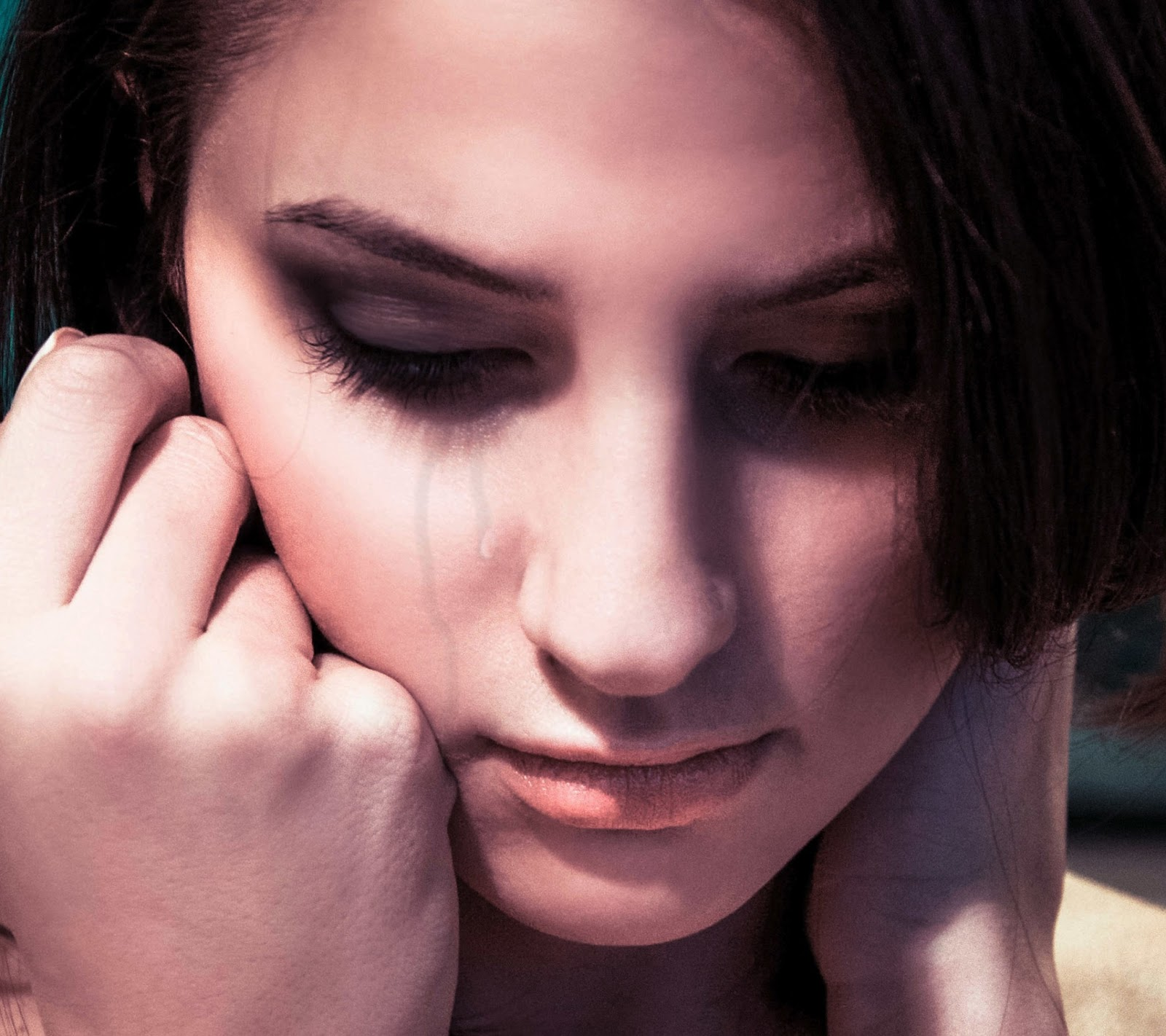 Wallpaper desk crying girl wallpaper crying girl - Sad girl pictures crying ...