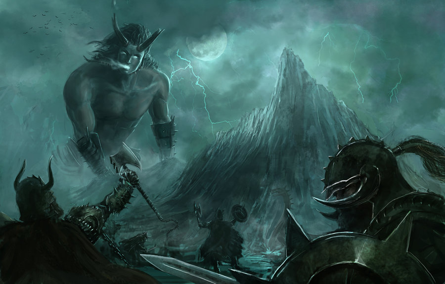 Giant norse mythology - photo#28