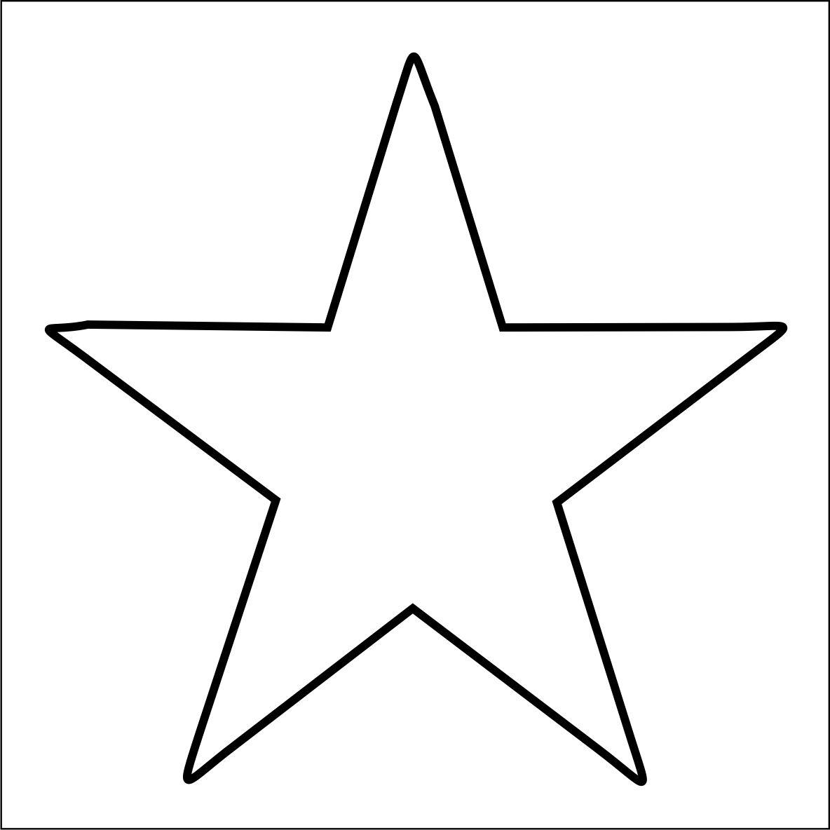 Imagenes De Estrellas Para Colorear  New Calendar ...