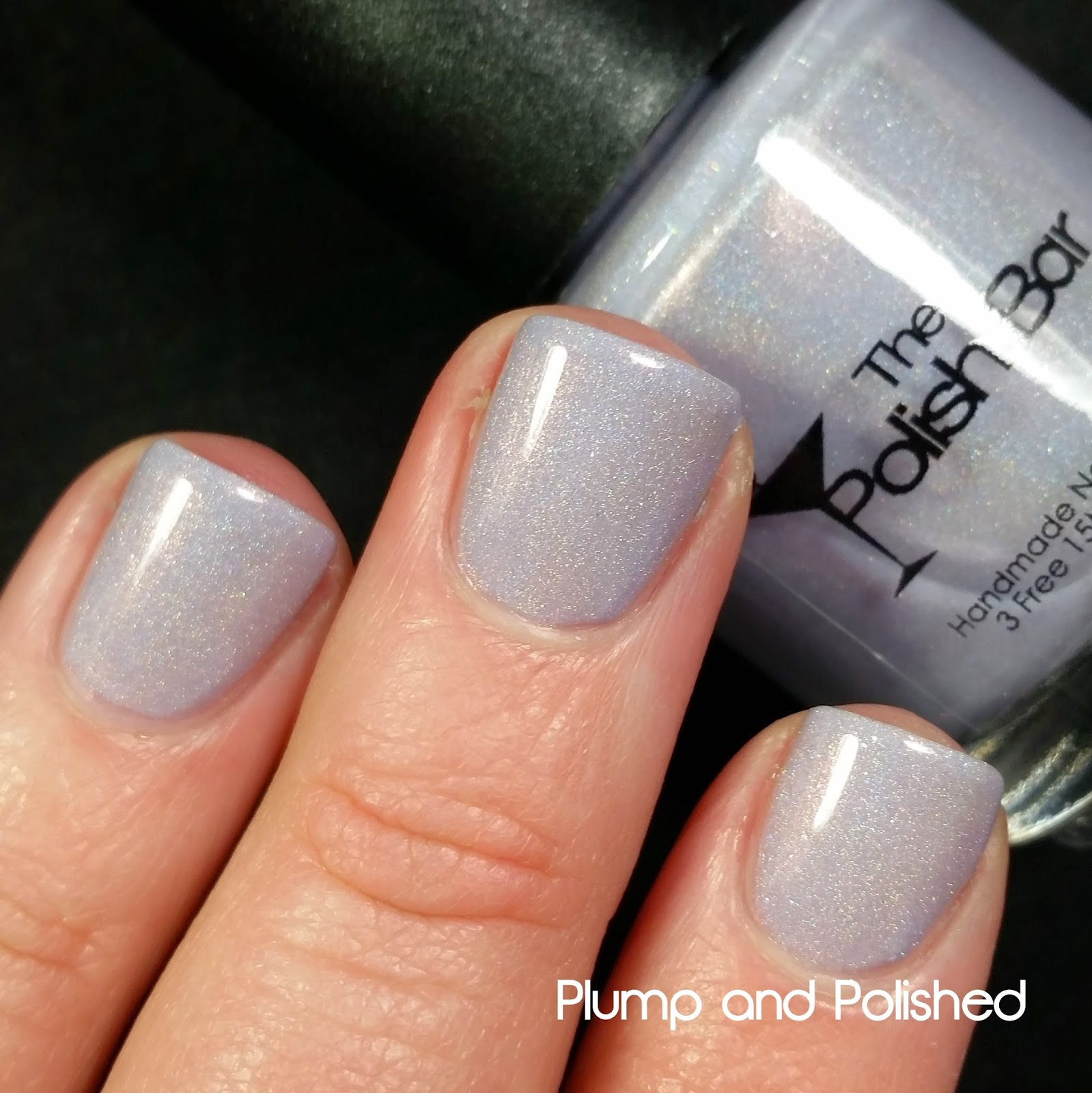 The Polish Bar - White Lilac