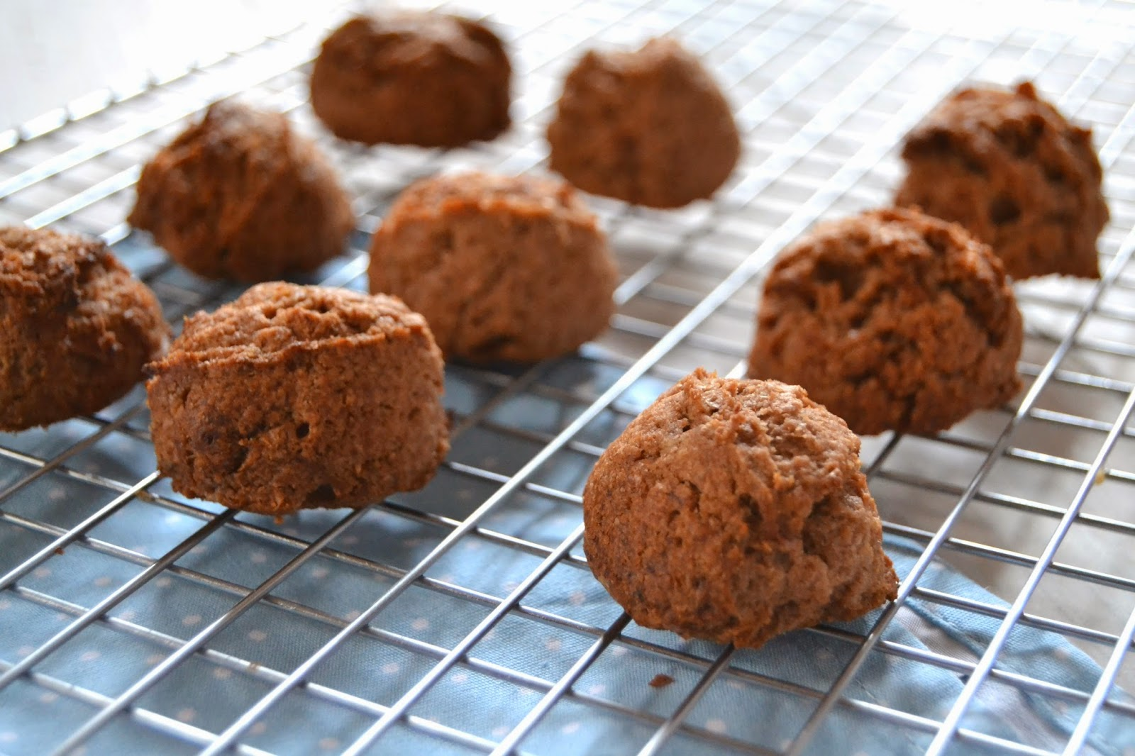 non-dairy, sugar-free, vegan cookies