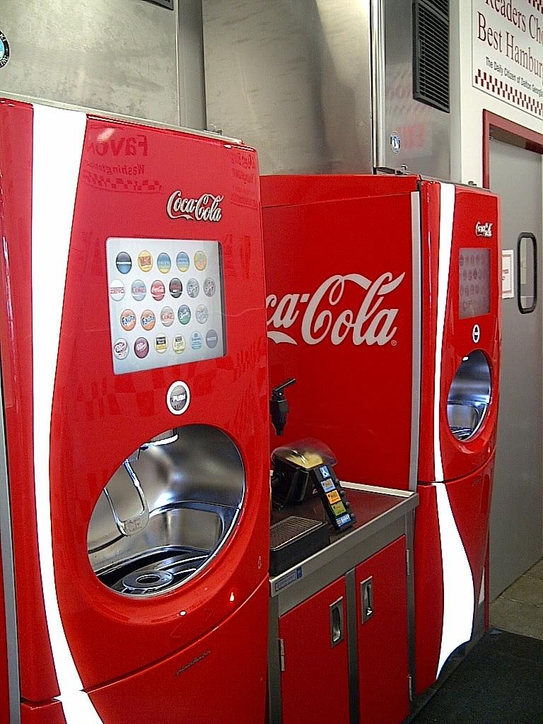 Hank On Food: Coca-Cola Freestyle Fun