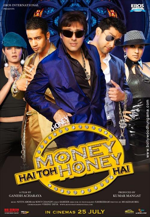 Money Hai Toh Honey Hai 2008 720p DVDRip 1GB
