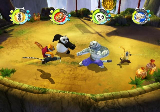 Скачать игру Кунг Фу Панда 2 через торрент бесплатно на.