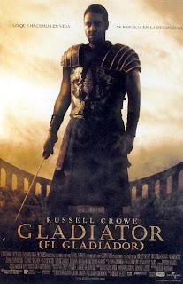 Póster de El Gladiador