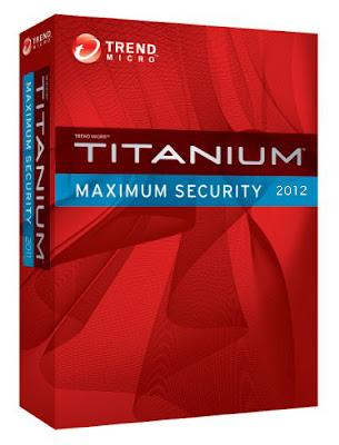 Trend Micro Titanium Maximum Security 2012
