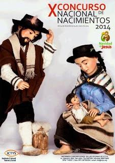 X Concurso Nacional de Nacimientos 2014
