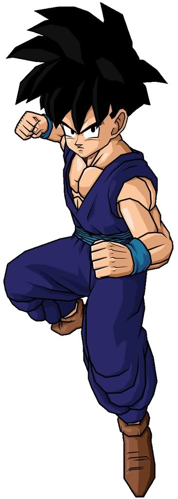 Dragon ball z wallpapers teen gohan - Teen gohan wallpaper ...
