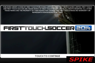 HACK] First Touch Soccer 2014 Unlimited Credits v1.01 | Dieorhack