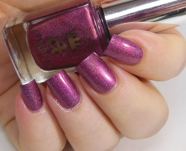 a-England Briar Rose swatch
