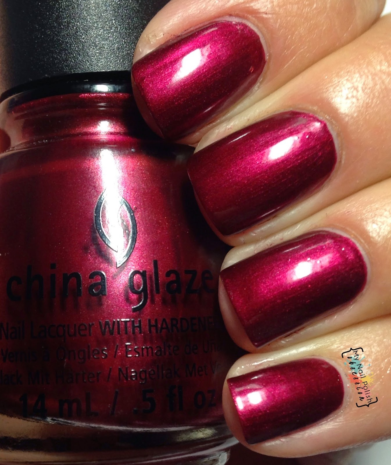 China Glaze Define Good...