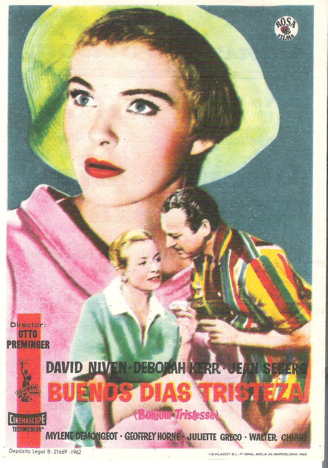 Buenos Días, Tristeza (1958)