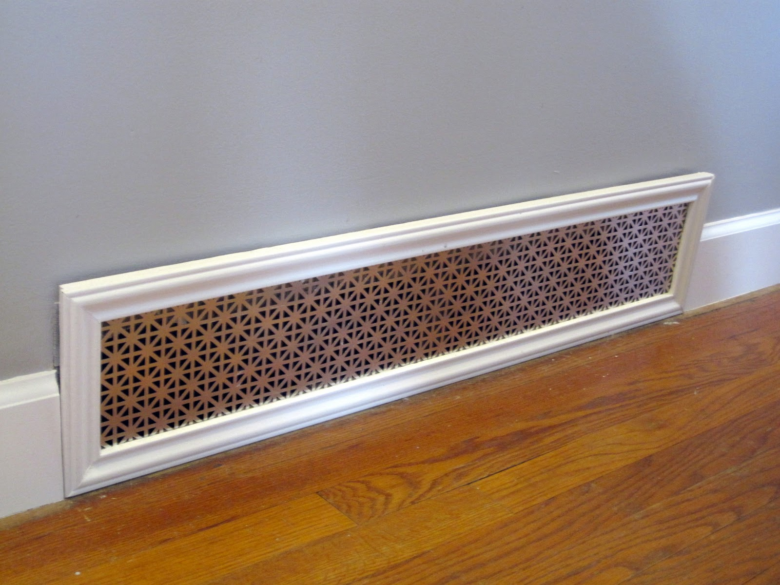 Beautifully Contained Custom Vent Covers