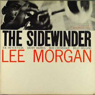 LEE MORGAN - THE SIDEWINDER (1963)
