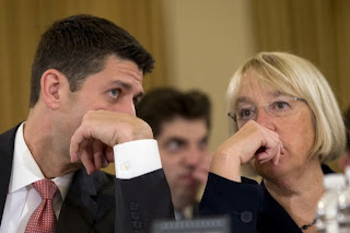 Paul Ryan & Patty Murray