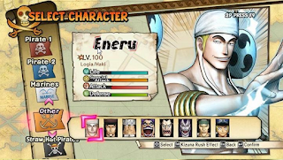 Cara cepat One Piece Pirate Warriors 3 All Hero Level 100 Save