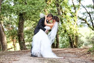 reportage photo de mariage les terres de st hilaire