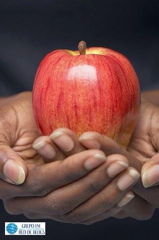 Come una manzana por día