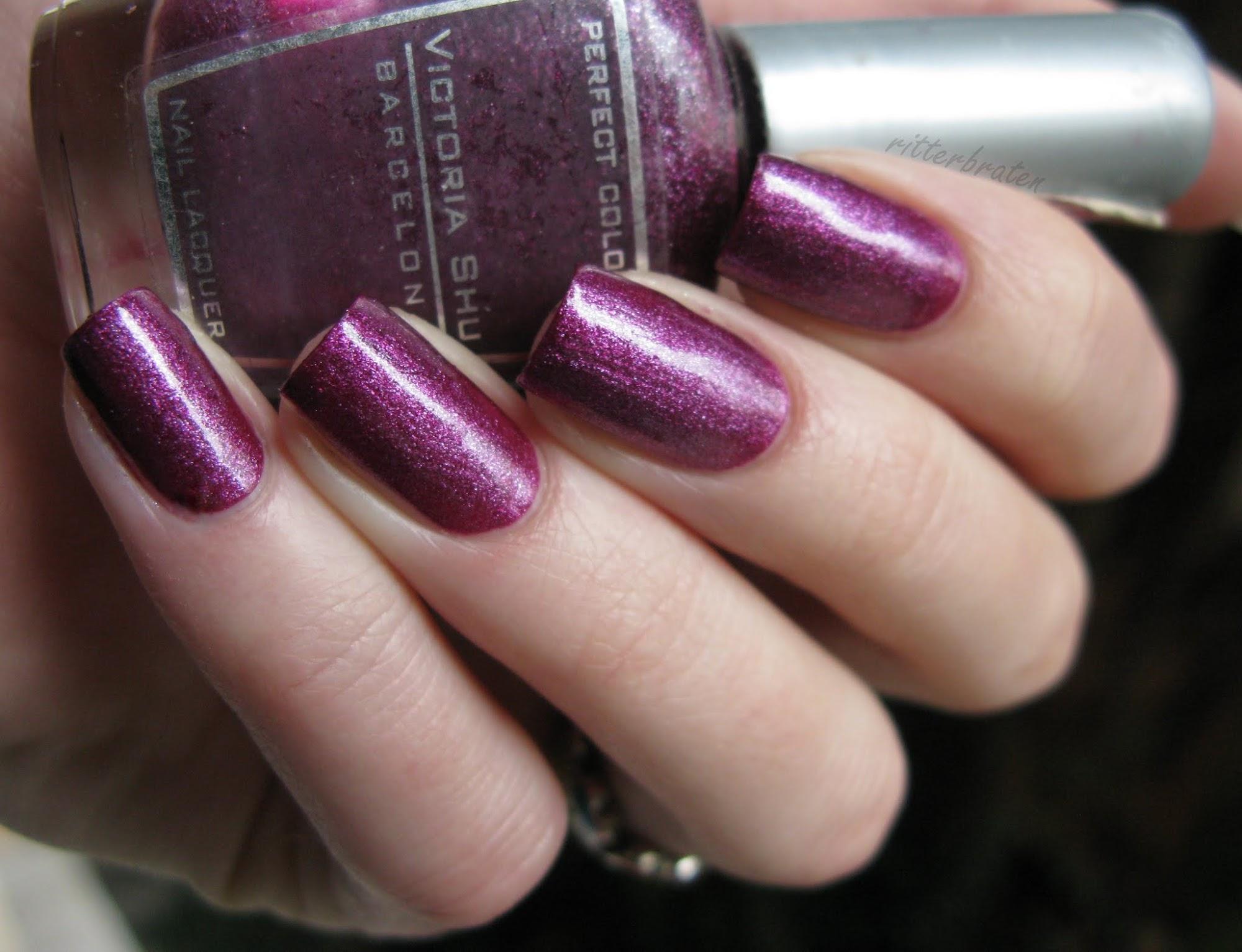 Victoria Shu nail polish