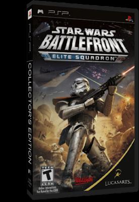 Star Wars Battlefront Elite Squadron [Full] [1 link] [Espa�ol] [PSP] [FS]