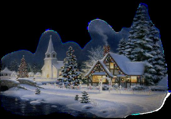 Village à Noel