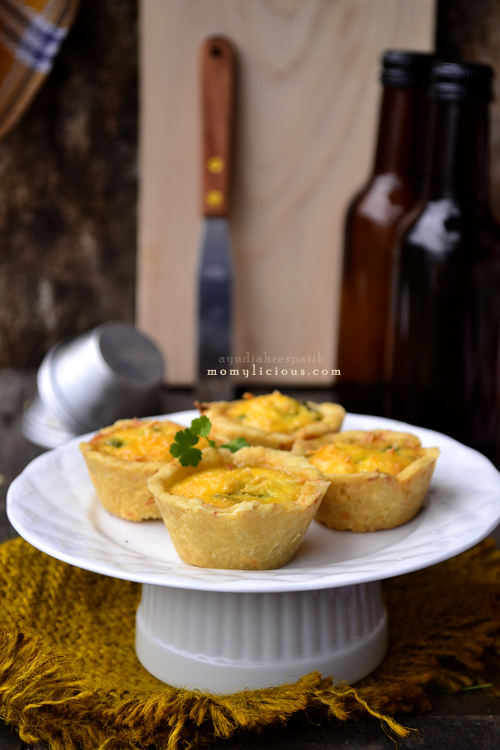 Onion Cheese Pie