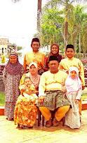 Family Tersayang...