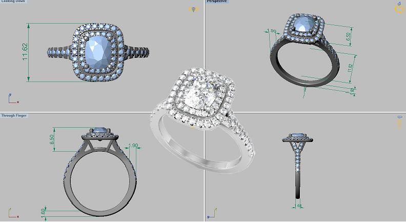 Jewelry Design architecture subjects in college