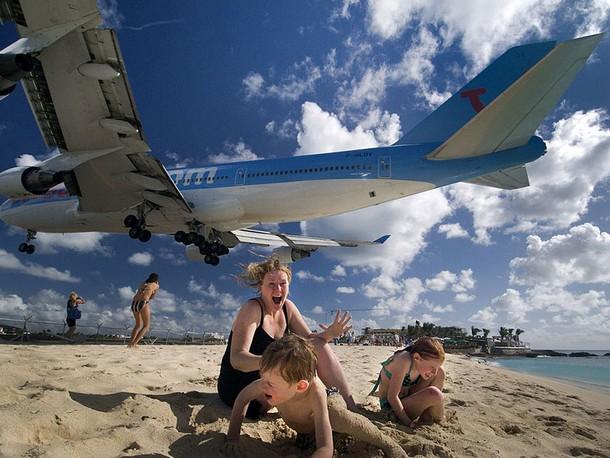 Extreme Plane Landings