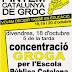 """Els centres educatius de Sant Vicenç de Castellet """"pintaran"""" la plaça de l'Ajuntament de groc"""
