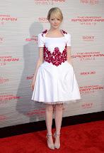 Emma Stone Chanel
