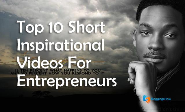 short inspirational videos  bloggignehow