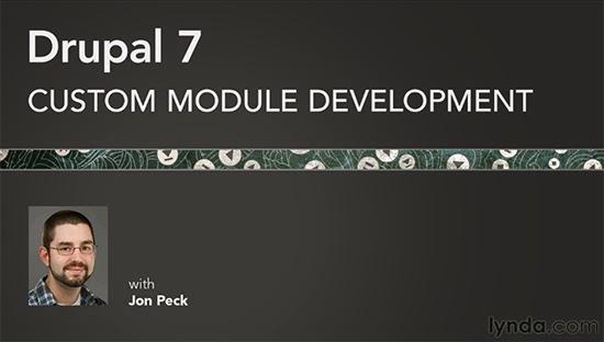Lynda – Drupal 7 Custom Module Development