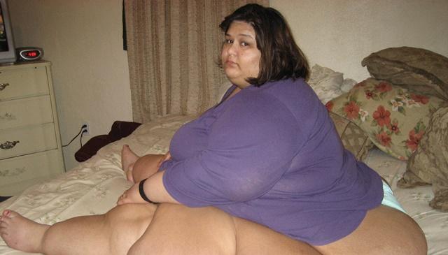 manusia paling gemuk di dunia