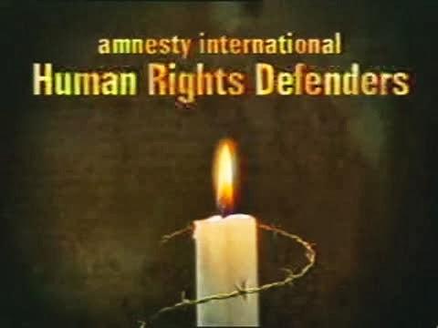 defensa de derechos humanos