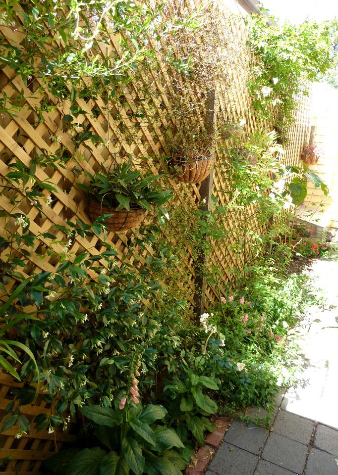 Our old house we 39 re in the garden - Weeding garden make work easier ...