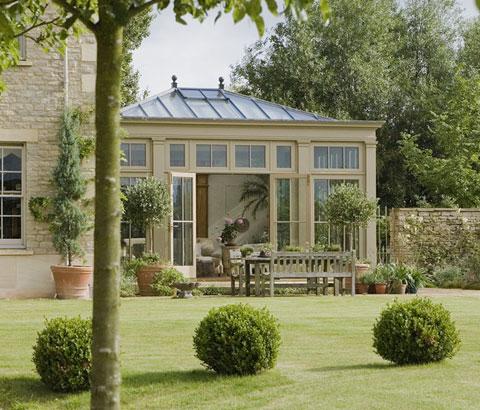 building storeys orangery origins and today. Black Bedroom Furniture Sets. Home Design Ideas