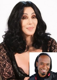 Cher and Kuk Harrell