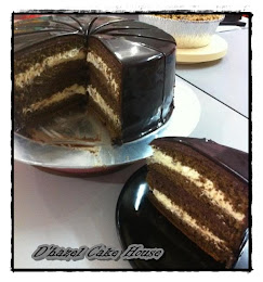*New cake-Choc indulgence