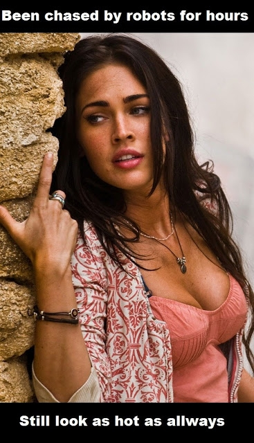Megan Fox - Hotness Logic