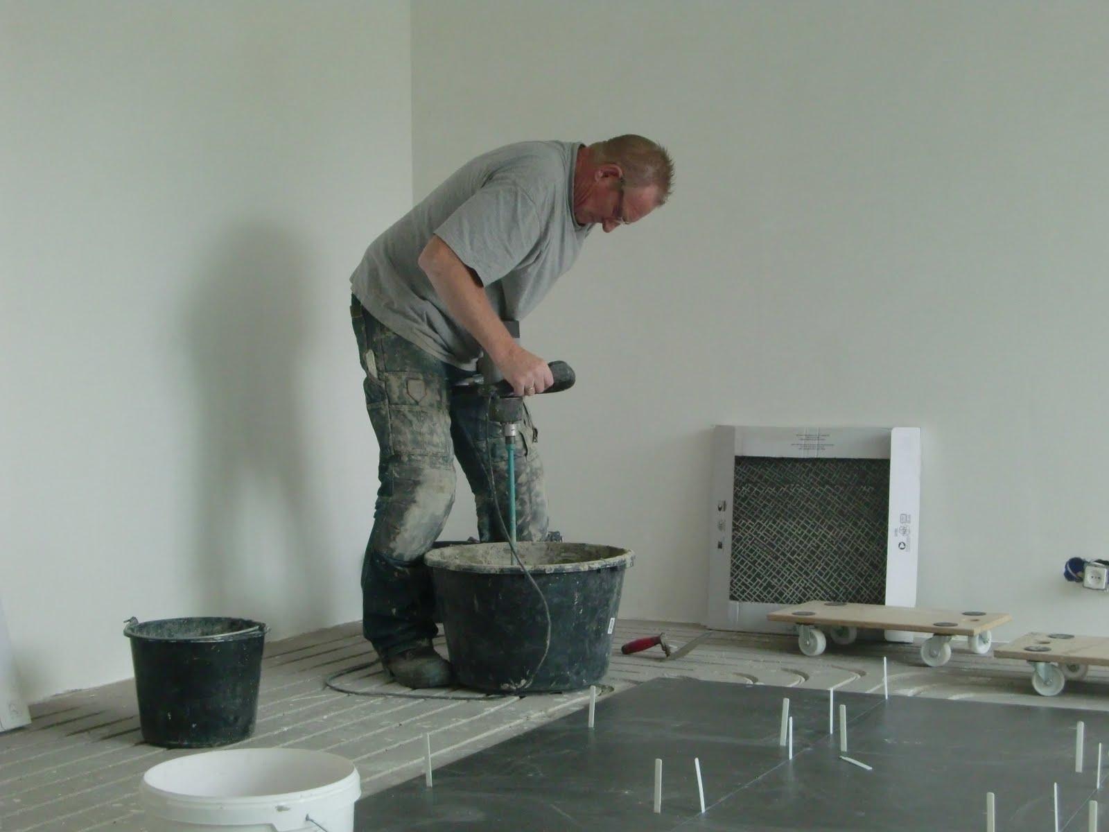 Verbouwing update 13 juni - Tegellijm keuken ...