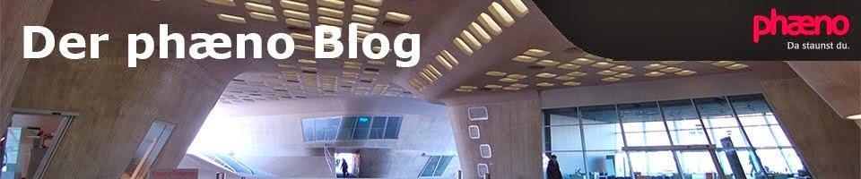 Der phaeno Blog