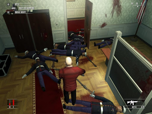 games Hitman Blood Money