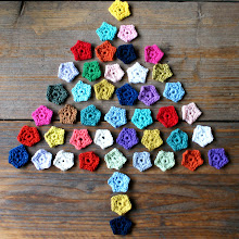 little crochet stars